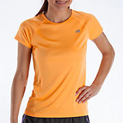 Momentum Short Sleeve, Orange Pop