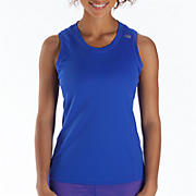 Go 2 Sleeveless, Dazzling Blue
