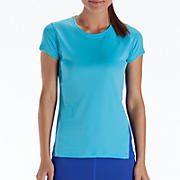 Go 2 Short Sleeve, Blue Atoll with Dazzling Blue
