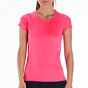 Go 2 Short Sleeve, Pink Shock