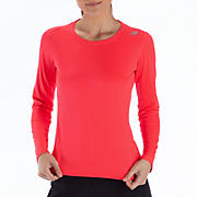 Go 2 Long Sleeve, Diva Pink