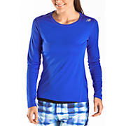 Go 2 Long Sleeve, Dazzling Blue
