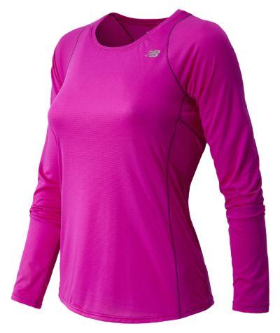 New Balance 4327 Women's Accelerate Long Sleeve | WRT4327PBR