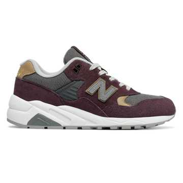 New Balance 580 New Balance, Supernova Red