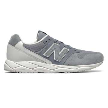 New Balance 96 REVlite, Steel with Angora