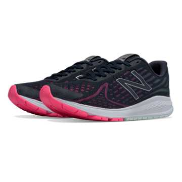 New Balance Vazee Rush v2, Black with Pink