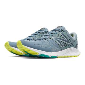 New Balance Vazee Rush, Grey with Hi-Lite & Sea Glass