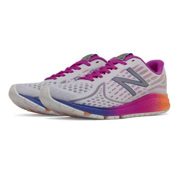 New Balance Vazee Rush v2 NB Team Elite, White with Azalea