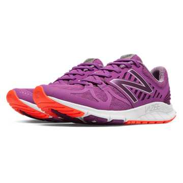 New Balance Vazee Rush, Purple with Flame