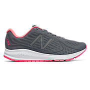 Vazee Rush v2, Silver with Pink