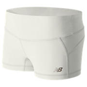 Premium Performance Short, White
