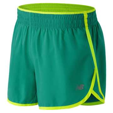 New Balance Accelerate 5 Inch Short, Galapagos