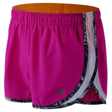 New Balance Accelerate 2.5 Inch Short, Azalea