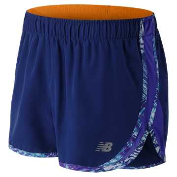 New Balance Accelerate 2.5 Inch Short, Basin