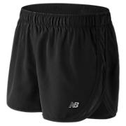 Accelerate 2.5 Inch Short, Black