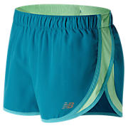 Accelerate 2.5 Inch Short, Blue Jay