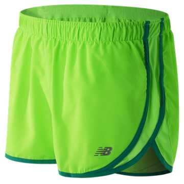 New Balance Accelerate 2.5 Inch Short, Toxic