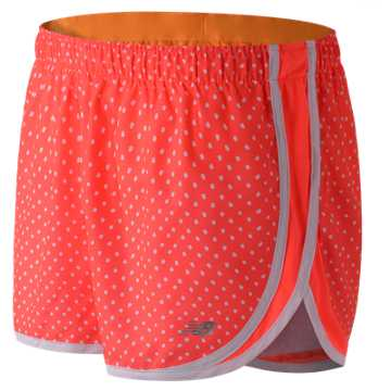 New Balance Accelerate 2.5 Inch Printed Short, Dragonfly