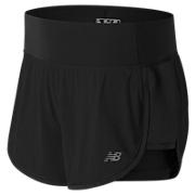 "Impact 4"" 2-in-1 Short, Black"