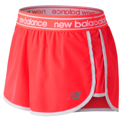 New Balance Accelerate 2.5 Inch Short Girl's Performance - WS81134VCO