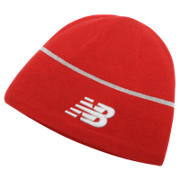 NB Team Beanie, Rojo con Blanco