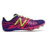 NB SD100 Spike, Purple with Guava
