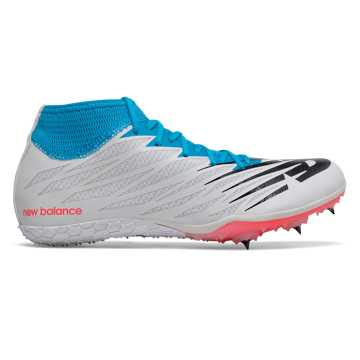 Women's SD100v2 Spike, White with Blue