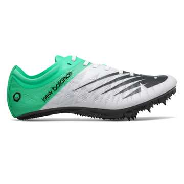 Women's Vazee Verge Spike, White with Emerald