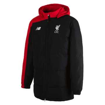 New Balance LFC Mens Training Stadium Jacket, Black