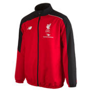 LFC Men's Training Presentation Jacket, High Risk Red