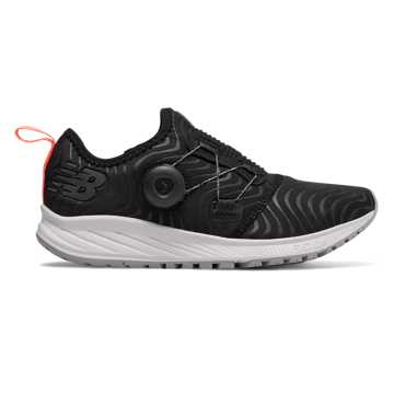 Women's FuelCore Sonic v2, Black with Dragonfly