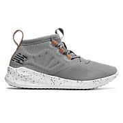 Cypher Run Knit , Grey with Tan