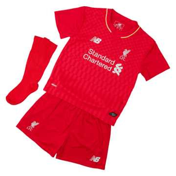 New Balance LFC Home Infant Set, High Risk Red