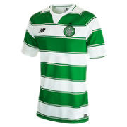 NB Celtic Jr Home Jersey, Celtic Green with White