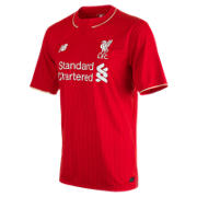 NB LFC Mens Coutinho Home No Patch SS Jersey, High Risk Red