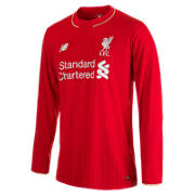 LFC Men's Sturridge Home No Patch LS Jersey, High Risk Red