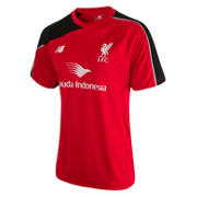 LFC Men's Training SS Jersey, High Risk Red