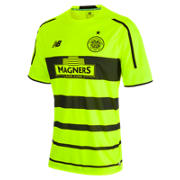 NB Celtic Mens 3rd SS Jersey, Fluorescent Yellow