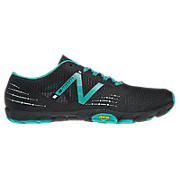 Minimus Zero Trail, Black with Turquoise