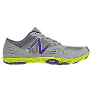 Minimus Zero Trail, Grey with Purple & Neon Yellow