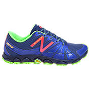 Minimus 1010v2 Trail, Blue with Lime Green & Diva Pink