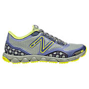 Minimus 1010 Trail, Silver with Purple & Neon Yellow