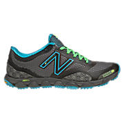 Minimus 1010 Trail, Grey with Blue Atoll & Lime Green