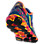 Womens Minimus Tie Dye 1010, Blue Ashes with Yellow & Orange