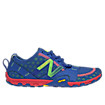Minimus 10V2 Trail, Royal Blue with Diva Pink & Lime Green