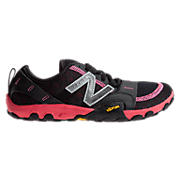 Minimus 10v2 Trail, Black with Diva Pink