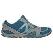 Minimus 10V2 Trail, Grey with Teal