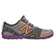 Minimus 10V2 Trail, Silver with Purple