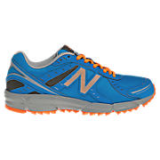 New Balance 470v3, Cobalt Blue with Orange & Grey