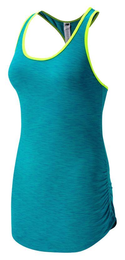New Balance 53124 Women's Fashion Tank | WT53124SLH | Fitness Blog
